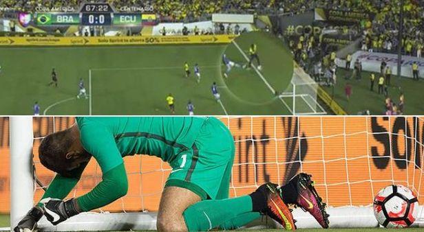 Brasil-0-0-Ecuador