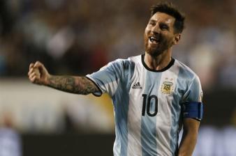 Messi barba