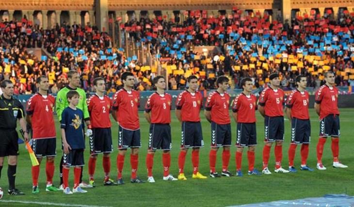 Armenia-Football