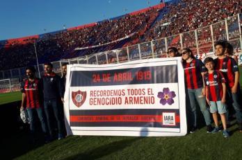 Image result for san lorenzo genocidio armenio