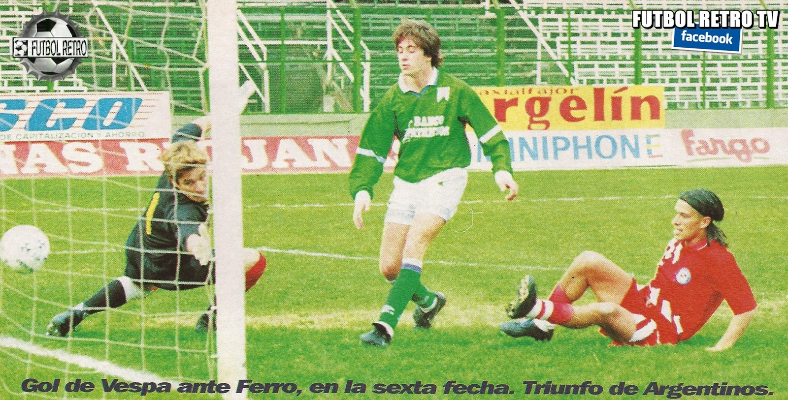 Image result for Argentinos Juniors en Ferro